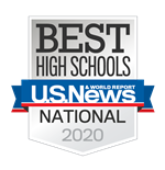 Badge_Best High School_National