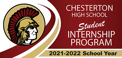 CHS Student Internship Program header
