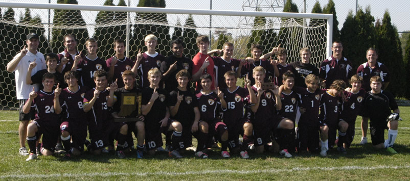 2010 Sectional Soccer Champs