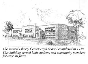 The 2nd Liberty Center High School