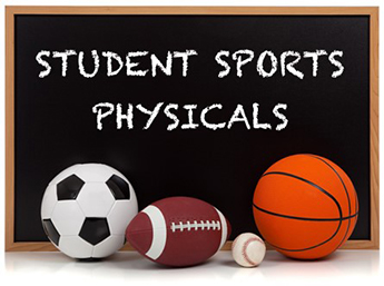 Athletic Physicals offered at CHS