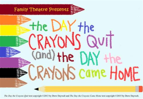 Playbill info for CHS Family Theatre Production