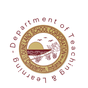 DSC Dept of Teaching and Learning Logo