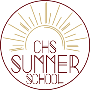 Logo for CHS Summer School