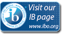 IB World School Logo