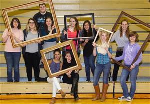 IB and Advanced Art Students