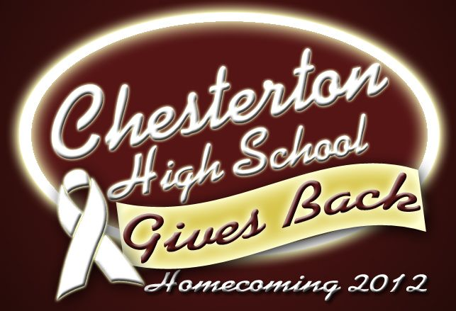 CHS GIves Back - Homecoming 2012